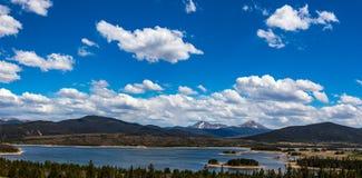 Dillon Reservoir Frisco Colorado Royalty Free Stock Photo