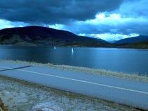 Dillon resevoir colorado. Lake isabel colorado Royalty Free Stock Images