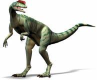 dilofozaury Obrazy Stock
