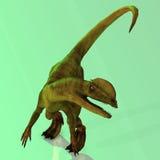 dilofozaury ilustracji