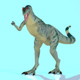 Dilophosaurus Royalty Free Stock Images