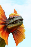 Dilophosaurus dinosaur Royalty Free Stock Photos