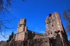 Dilsberg Castle, Germany Stock Photo