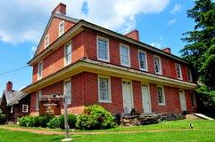 Dilworthtown, PA: 1758 Dilworthtown Inn Stock Image