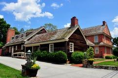 Dilworthtown, PA: 1758 Dilworthtown Inn Stock Photo
