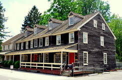 Dilworthtown, PA: Innkeeper's Kitchen Restaurant Royalty Free Stock Photos