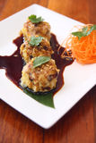 Dim sim, Dumpling. Chinese Appetizer Royalty Free Stock Photos