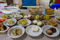 Dim sum Royalty Free Stock Photos