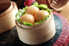 Dim sum. Dumplings dim sum delicious and beautiful royalty free stock image