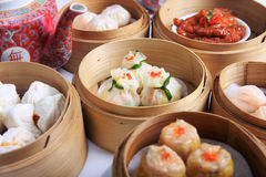 Free Dim Sum Royalty Free Stock Photos - 5375148