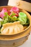 Dim sum asian food Stock Photography