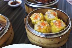Dim Sum. An authentic Chinese restaurant providing delicious dim sum. Shot at Perth, Western Australia stock images