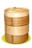 Dim Sum Baskets Stock Image