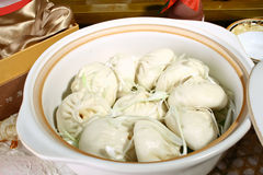 Dim sum- beef baozi Stock Photo