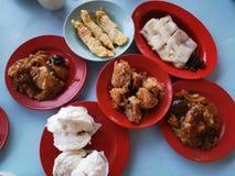 Dim sum breakfast stock photos