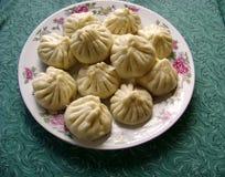 Dim sum buns dumplings Stock Image