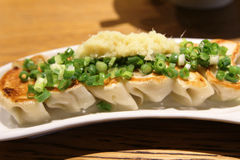 Dim-sum call Gyoza, asian tradition food Royalty Free Stock Photography