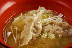 Dim-sum call Gyoza, asian tradition food. Stock Image
