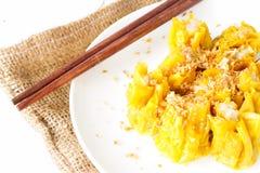 Dim Sum, Chinees Voedsel, Chinese gestoomde bol Stock Fotografie