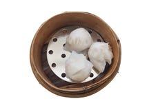 Dim sum Chinees voorgerecht Royalty-vrije Stock Fotografie