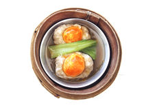 Dim-sum chinese appetizer Stock Photos