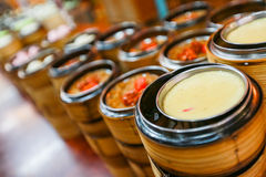 Dim sum. Chinese dim sum Asia food Stock Photo