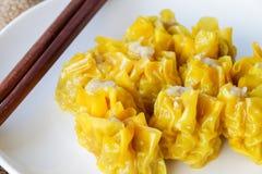 Dim sum, chinese cuisine Royalty Free Stock Image