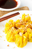 Dim sum, chinese cuisine Stock Photo