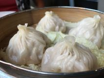 Dim Sum Chinese Dumplings Stock Photo