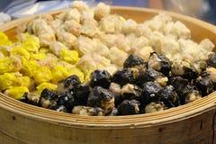 Dim sum chinese food Royalty Free Stock Photos