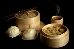 Dim sum chinese food Stock Image
