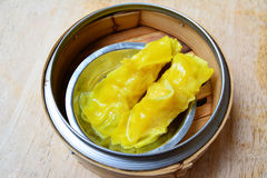 Dim Sum. Chinese food delicious stock photo