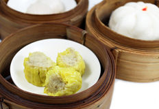 Dim sum of Chinese food Stock Photography
