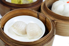 Dim sum  of Chinese food Stock Images