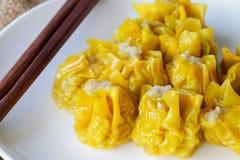 Dim Sum, Chinese Food Stock Photos
