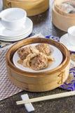 Dim sum. Chinese traditonal cuisine called dim sum stock image