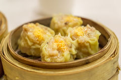 Dim Sum-Chinesenahrungsmittel Lizenzfreie Stockbilder