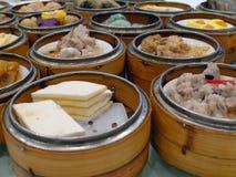 Dim Sum dans Guangzhou Photographie stock libre de droits