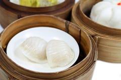 Dim sum des chinesischen Lebensmittels Stockbilder
