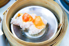 Dim sum. Dish on the table Royalty Free Stock Photos