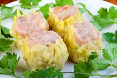 Dim Sum Dumpling Royalty Free Stock Images