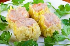 Dim Sum Dumpling Royalty Free Stock Images