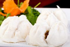Dim Sum Dumpling Royalty Free Stock Photo