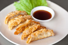 Dim Sum - Dumpling Royalty Free Stock Photo