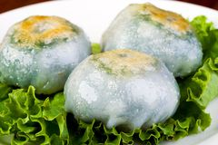 Dim Sum Dumplings Stock Photography