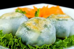 Dim Sum Dumplings Stock Photos