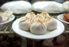 Dim Sum Dumplings royalty free stock photos