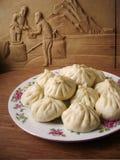 Dim sum dumplings Royalty Free Stock Photos