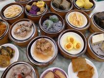 Dim Sum em Guangzhou Fotografia de Stock