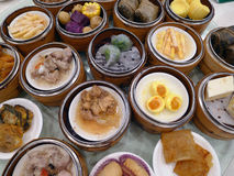 Dim Sum in Guangzhou Stock Photography